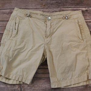 Mens Size 28 True Religion Casual Cargo Shorts